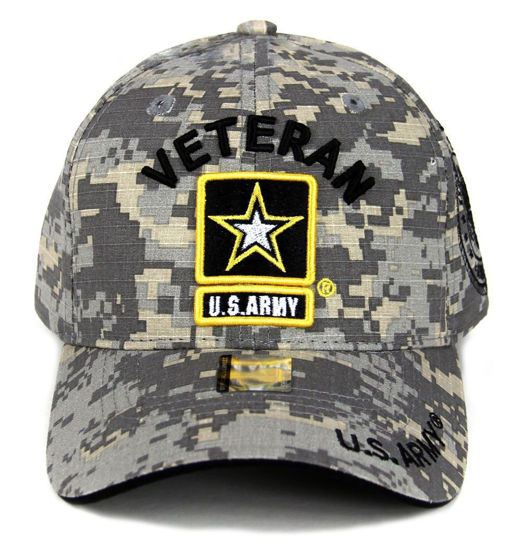 Imagine SAPCA US ARMY DELUXE VETERAN CAMO GREY