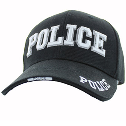 Imagine SAPCA POLICE CU BRODERIE