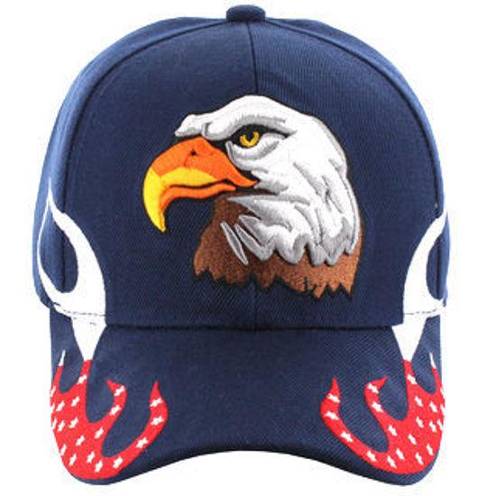 Imagine SAPCA UNITED STATES EAGLE AND FLAMES