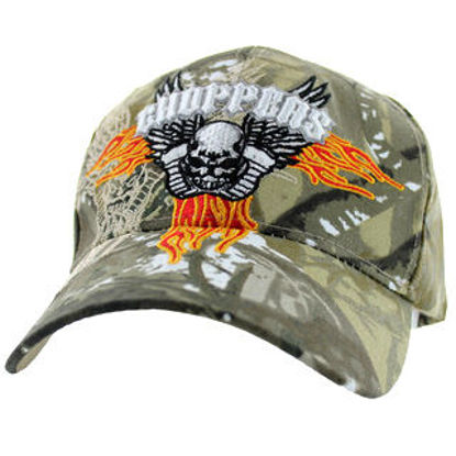 Imagine SAPCA CHOPPERS SKULL & FLAMES CAMO
