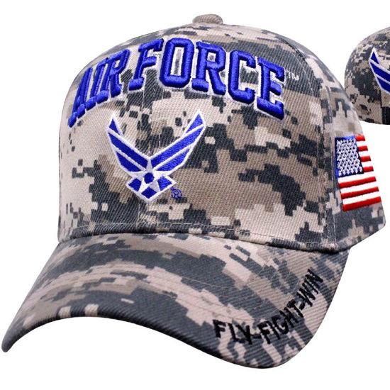 Imagine SAPCA US AIR FORCE DIGITAL CAMO Cod CS3