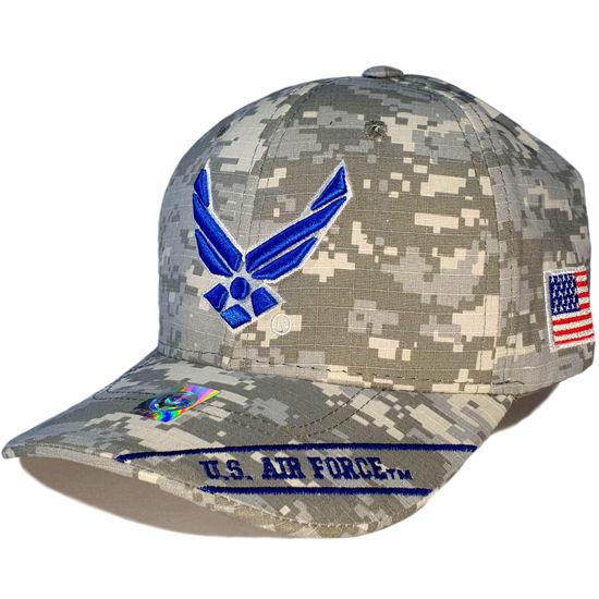 Imagine SAPCA US AIR FORCE LICENTA OFICIALA CAMO GREY COD 9