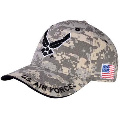 Imagine SAPCA US AIR FORCE LICENTA OFICIALA CAMO GREY COD 105