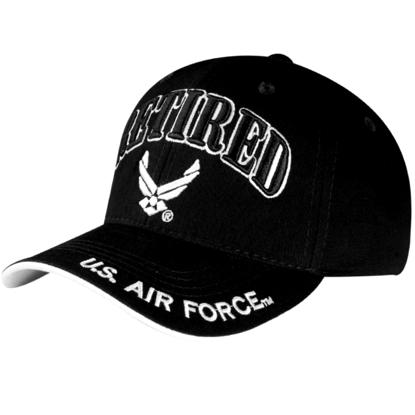 Imagine SAPCA US AIR FORCE RETIRED LICENTA OFICIALA