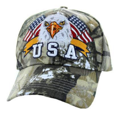 Imagine SAPCA AMERICAN USA EAGLE & FLAG HUNTING CAMO CODE 114