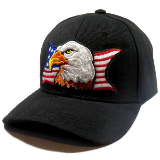 Imagine SAPCA AMERICAN USA EAGLE & FLAG BLACK CODE 118
