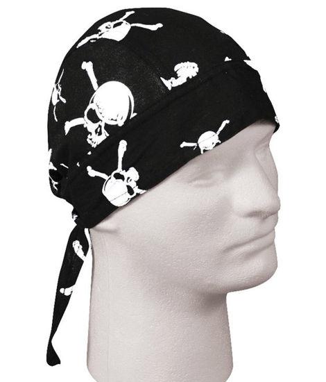 Imagine Bandana Skull & Crossbones