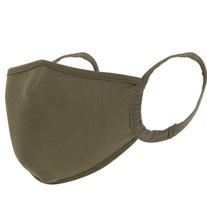 Imagine Masca de protectie COYOTE BROWN in 3 straturi