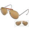 Imagine OCHELARI DE SOARE Aviator Air Force Style Sunglasses Maro