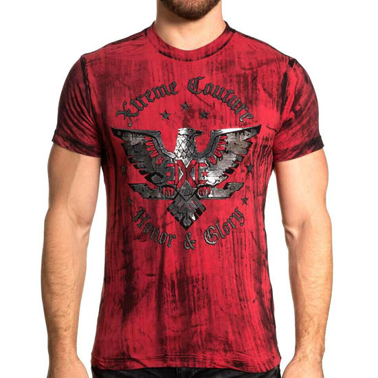 Imagine TRICOU XTREME COUTURE NATIONAL RUST