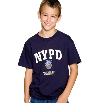 Imagine Nou! TRICOU NYPD pentru COPII/Licenta oficiala