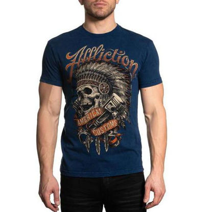 Imagine TRICOU AFFLICTION AC GEARHEAD