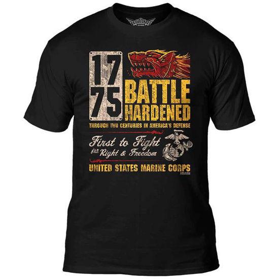 Imagine TRICOU United States Marine Corps Premium Men's T-Shirt