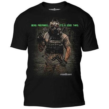 Imagine TRICOU Being Prepared – Premium Men's T-Shirt