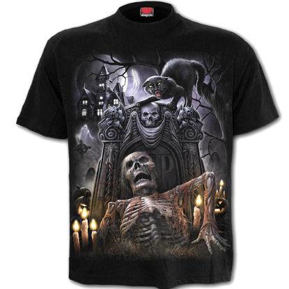 Imagine TRICOU SWEET NIGHTMARE T-shirt Black