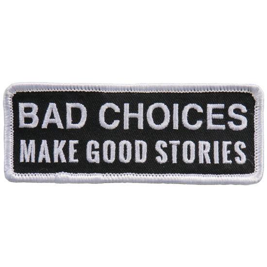 Imagine Emblema Bad choices good stories Patch 10cm/5cm