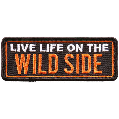 Imagine Emblema Live Life of the wild Patch 10cm/5cm
