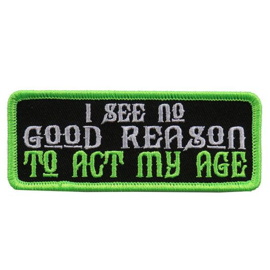 Imagine Emblema I see no reason…Patch 10cm/5cm