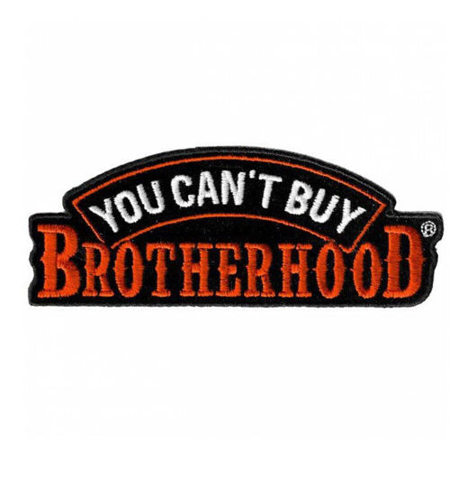Imagine Emblema You Can't Buy Brotherhood Patch 10cm/4cm