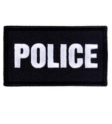 Imagine Emblema cu scai Police Patch 7cm/5cm