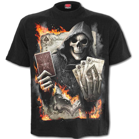 Imagine TRICOU THE JOKER – T-Shirt Black