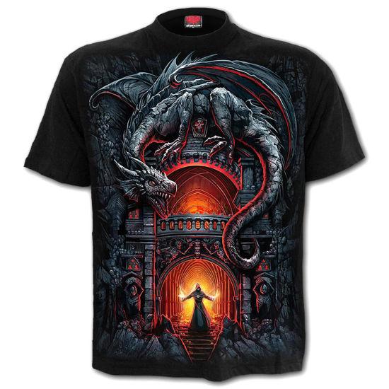Imagine TRICOU LET ME ENTERTAIN YOU! T-Shirt Black