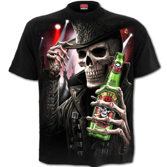 Imagine TRICOU Wanna' have a beer with me? T-shirt Black
