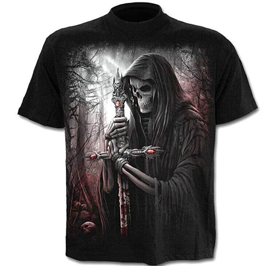 Imagine TRICOU SOUL SEARCHER – T-Shirt Black