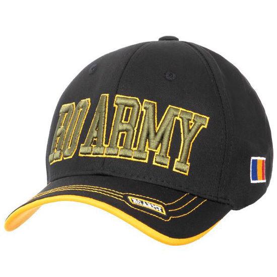Imagine SAPCA RO ARMY DELUXE BLACK 100% Bumbac