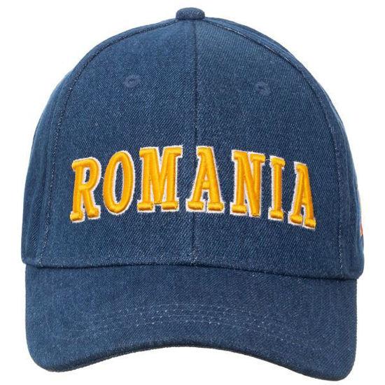 Imagine SAPCA ROMANIA DELUXE DENIM Broderie 3D