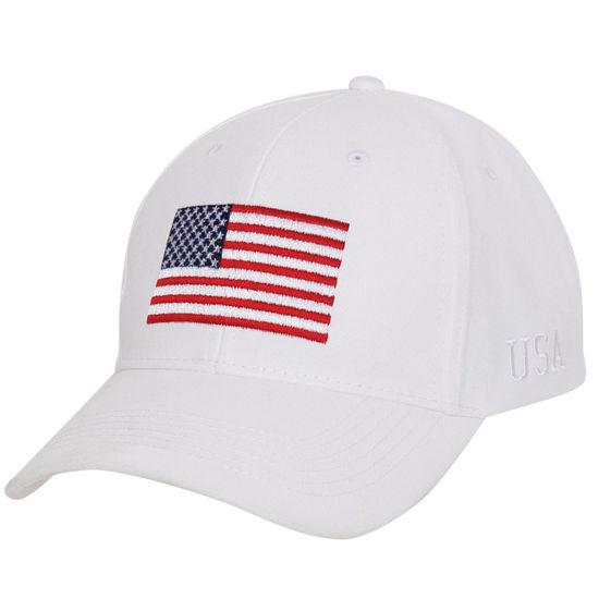 Imagine Deluxe USA Flag White Cod L1