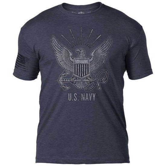 Imagine US Navy Premium Men's T-Shirt Licenta Oficiala