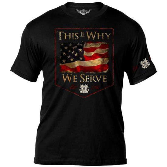 Imagine USMC 'This Is Why' Battlespace Men's T-Shirt